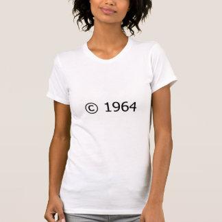 Copyright 1964 t-shirts