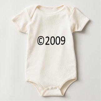 Copyright 2009 baby bodysuit