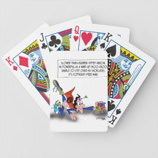 Copyright Cartoon 9388 Poker Deck