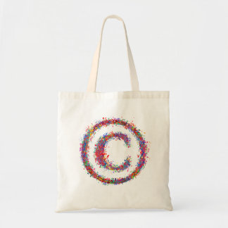 Copyright in Color Tote Bag
