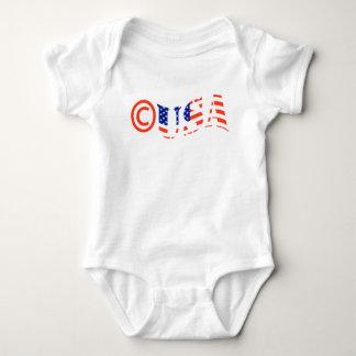 Copyright USA Baby Bodysuit