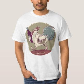 Coq Au Vin T-Shirt