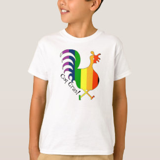 Coq Gras kid's T-shirt
