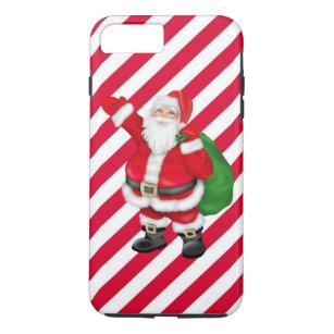Coques & Protections Père Noël pour iPhone 8 Plus/7 plus   Zazzle.ca