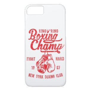Coques & Protections Boxe pour iPhone 8/7 | Zazzle.ca