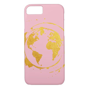 coque iphone 7 globe