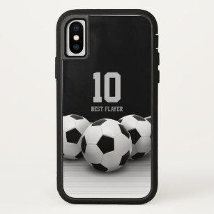 Coques Ballon De Football iPhone X | Zazzle.ca