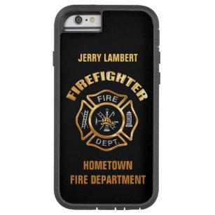 Coques & Protections Pompier pour iPhone 6 | Zazzle.ca