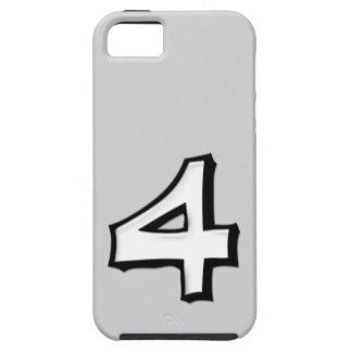 Coque-Compagnon idiot Tough™ de l'iPhone 5 de Coque Tough iPhone 5