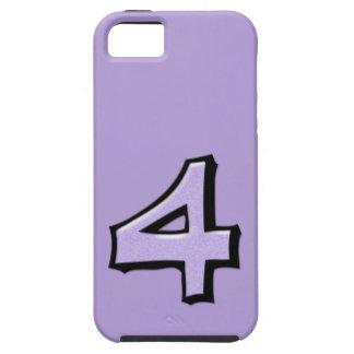Coque-Compagnon idiot Tough™ de l'iPhone 5 de Étui iPhone 5