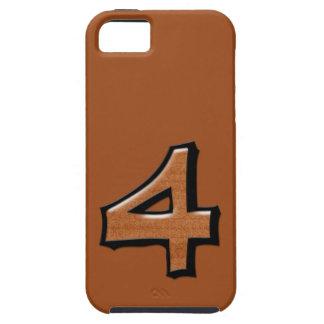 Coque-Compagnon idiot Tough™ de l'iPhone 5 de Étuis iPhone 5