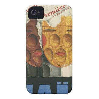 Coque iPhone 4 Case-Mate affiche française originale 1929 d'art déco de