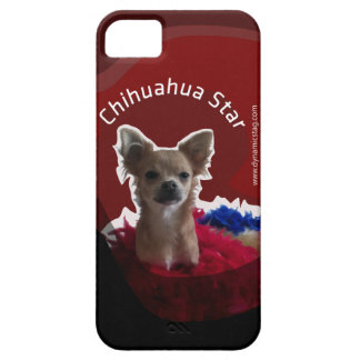 Coque IPhone 5 Barely DynamicsTAG Chihuahua Star