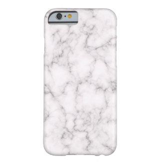 Coque iPhone 6 Barely There Style de marbre élégant
