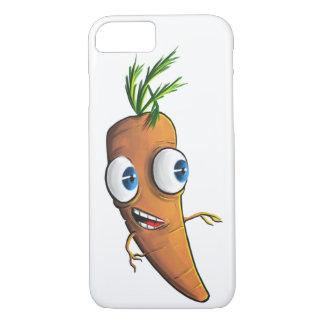 Coque iPhone 7 Carotte