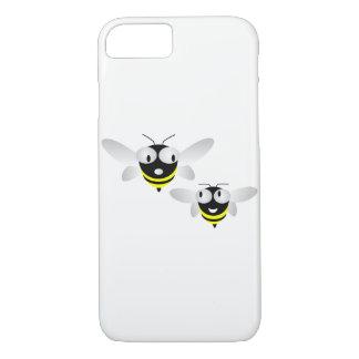 Coque iphone d'abeille