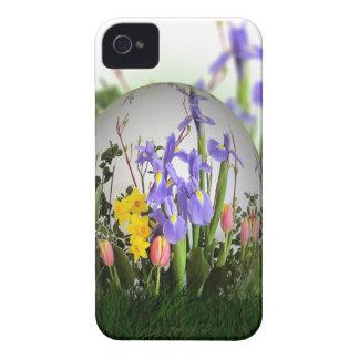 Coque iphone de bouquet d'anniversaire étui iPhone 4