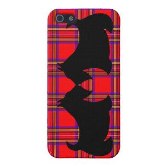 Coque iphone de chien de Terrier Scotty d'écossais iPhone 5 Case