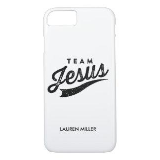 Coque iphone de Jésus d'équipe Coque iPhone 7