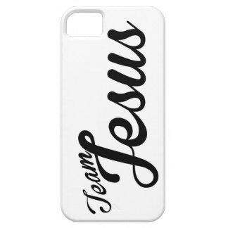 Coque iphone de Jésus d'équipe Étui iPhone 5