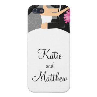Coque iphone de mariage iPhone 5 case