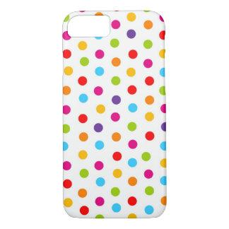Coque iphone de point de polka coque iPhone 7
