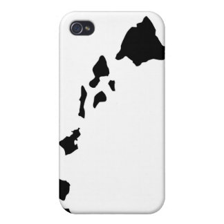 Coque iphone d'île hawaïenne