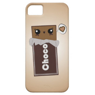 Coque iphone mignon de barre de chocolat coques iPhone 5 Case-Mate