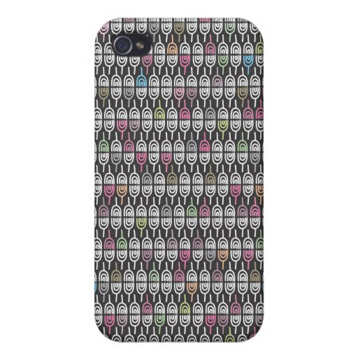 Coque iphone mignon de motif de griffonnage coque iPhone 4