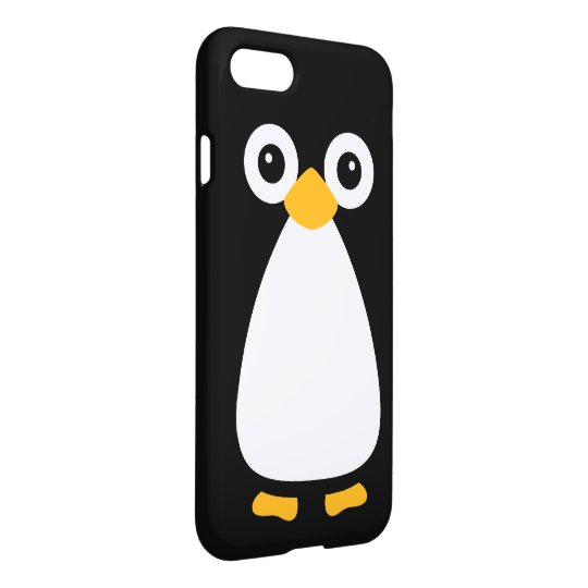 coque iphone 7 pingouin
