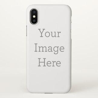 Coque iPhone X Créez vos propres