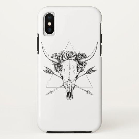 coque iphone x crane