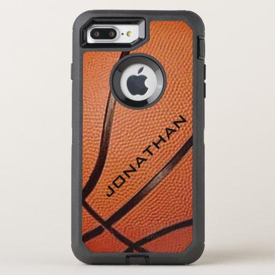 coque iphone 8 plus basketball