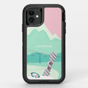 Coques & Protections Ski pour iPhones   Zazzle.ca