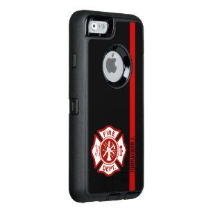 Coques & Protections Pompier pour iPhone 6   Zazzle.ca