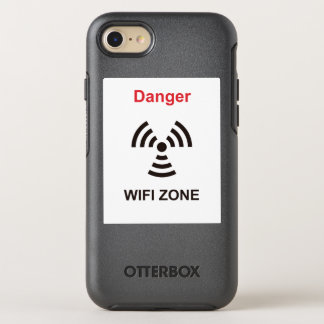 Coque Otterbox Symmetry Pour iPhone 7 Wifi Zone