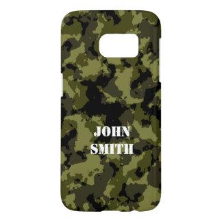Coque Samsung Galaxy S7 Motif militaire de style de camouflage