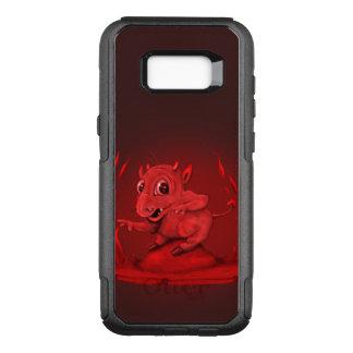 Coque Samsung Galaxy S8+ Par OtterBox Commuter BIDI SamsungGalaxy ÉTRANGER MAUVAIS S8 + CS