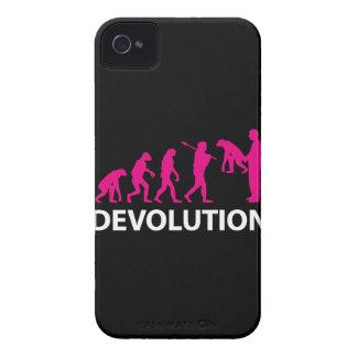 Coques Case-Mate iPhone 4 Devolution Evolution Funny Reissue