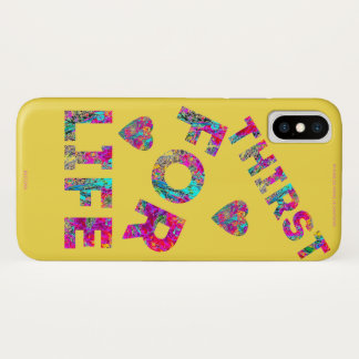 COQUES/ETUIS ALL TELEPHONES THIRST FOR LIFE C Case-Mate iPhone CASE