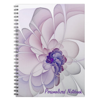 Coquette Personalized Notebook