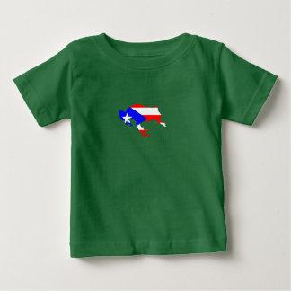 coqui flag baby T-Shirt
