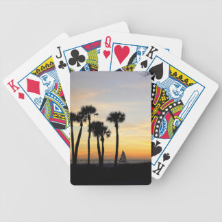 Coquina Seascape Poker Deck