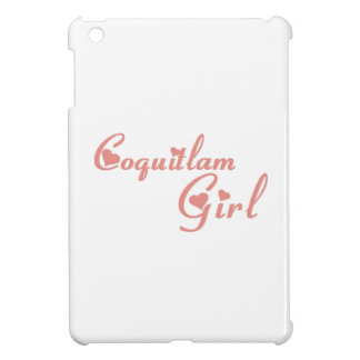 Coquitlam Girl iPad Mini Case