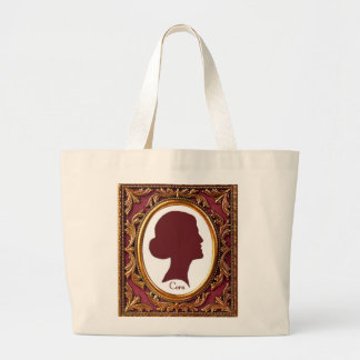 Cora the Countess Large Tote Bag