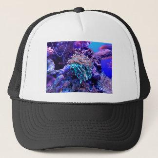 coral-1053837 trucker hat