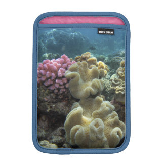 Coral, Agincourt Reef, Great Barrier Reef, iPad Mini Sleeves