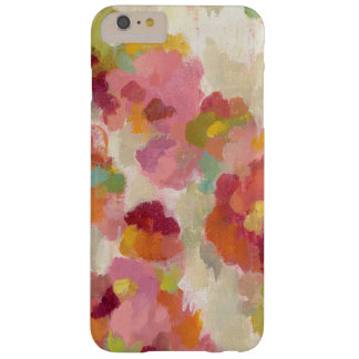 Coral and Emerald Garden Barely There iPhone 6 Plus Case
