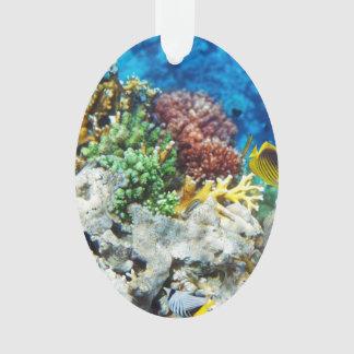 Coral Aquarium Ornament