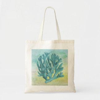 coral bag, summer breeze bag, tote bag
